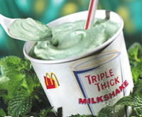 Shamrock Shake: fact or fiction?