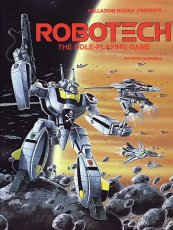 Robotech: The Role-Playing Game