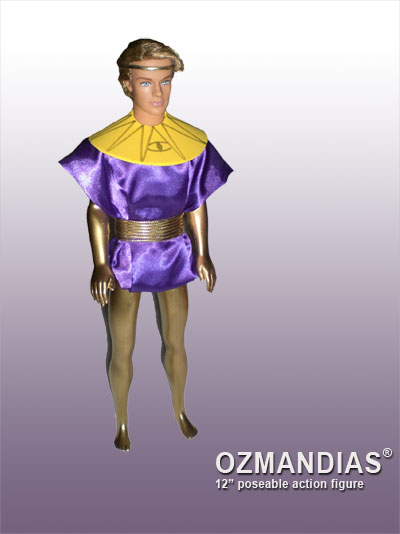 Ozmandias action figure